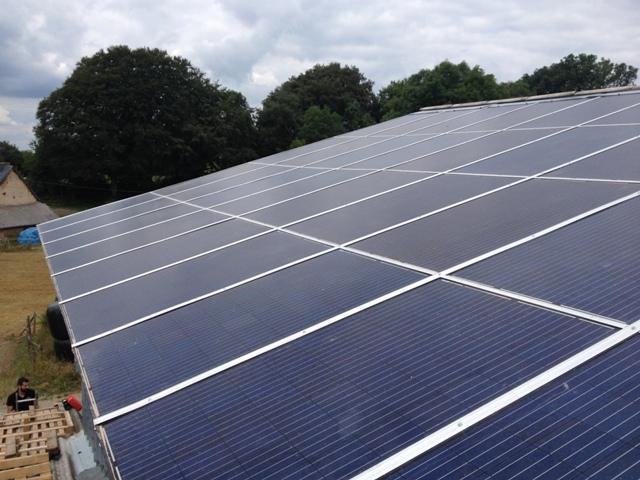 photovoltaïque vente du surplus