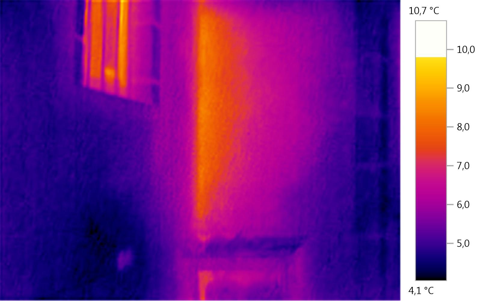 image thermique auvergne