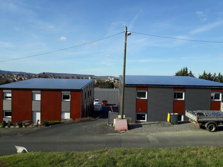 OHE - Installation de panneaux solaire pour une vente totale d'électricité