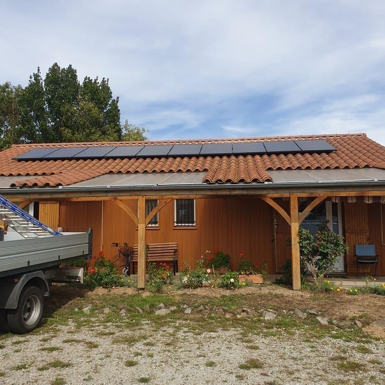 OHE - photovoltaique autoconsommation Puy de Dôme (63)